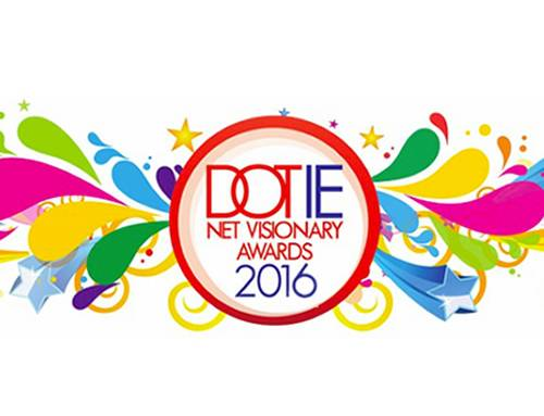 Insight have been shortlisted for Best Web Development Agency for The Dot IE Net Visionary Awards 2016
