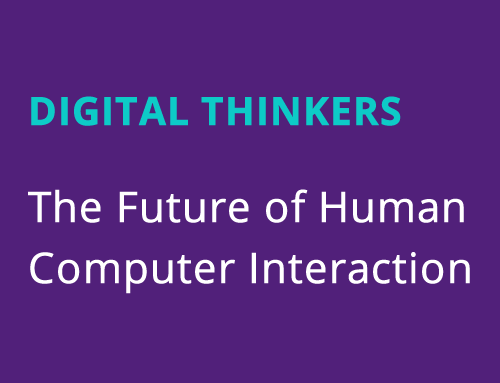 Design for the Future of Human-Computer Interaction