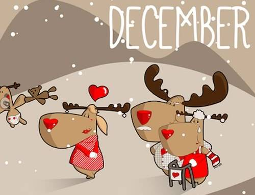 Cheerful Wallpapers To Deck Your December Desktop